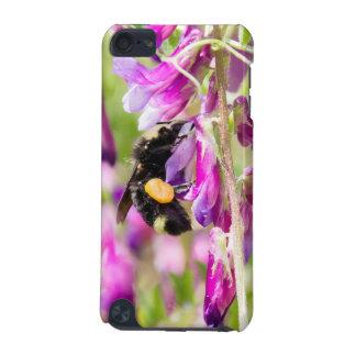 スイートピーの花に受粉するのまわりに iPod TOUCH 5G ケース
