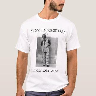 スウィンガーのリムジンサービス Tシャツ