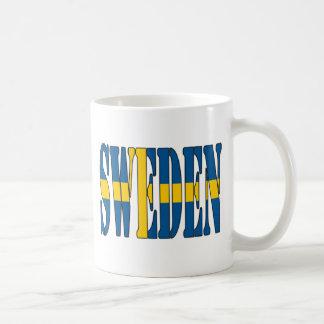 スウェーデンのコーヒー・マグ コーヒーマグカップ