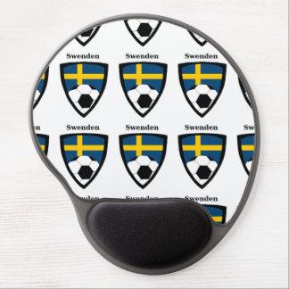 スウェーデンのサッカー ジェルマウスパッド