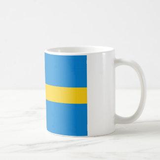 スウェーデンのマグ コーヒーマグカップ