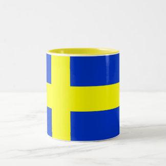 スウェーデンのマグ ツートーンマグカップ
