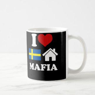 スウェーデンの家音楽 コーヒーマグカップ