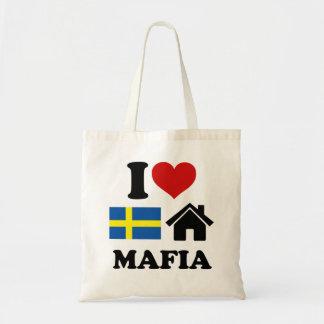 スウェーデンの家音楽 トートバッグ