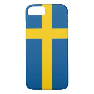 スウェーデンの旗とのiPhone 7の場合 iPhone 8/7ケース
