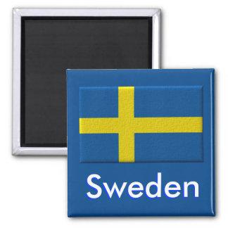 スウェーデンの旗のスカンジナビア人 マグネット