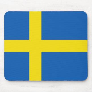 スウェーデンの旗のマウスパッド マウスパッド