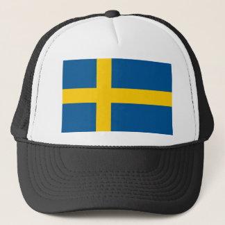 スウェーデンの旗 キャップ