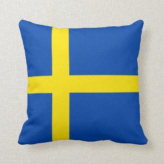 スウェーデンの旗 クッション