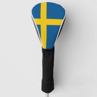 スウェーデンの旗 ゴルフヘッドカバー