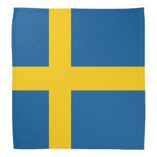 スウェーデンの旗 ハンカチーフ