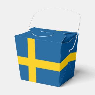 スウェーデンの旗 フェイバーボックス