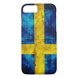 スウェーデンの旗 iPhone 8/7ケース