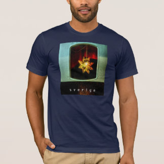 スウェーデンの星 Tシャツ