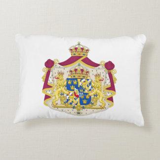 スウェーデンの紋章付き外衣 アクセントクッション