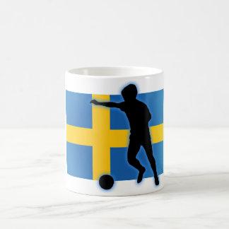 スウェーデンの罷業者3 コーヒーマグカップ