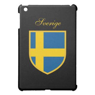 スウェーデンの美しい旗 iPad MINIケース