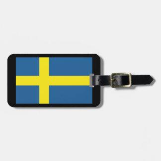 スウェーデンの荷物のラベル ラゲッジタグ