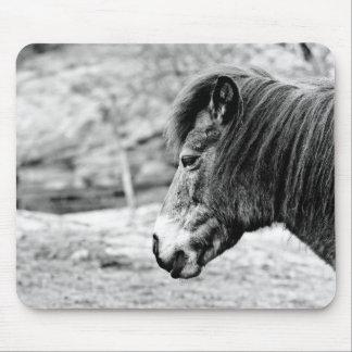 スウェーデンの馬 マウスパッド