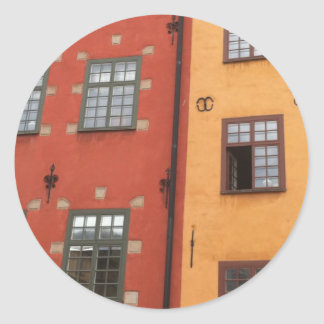 スウェーデン語Windows ラウンドシール