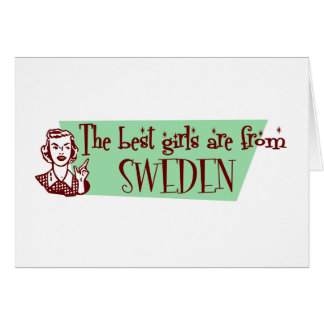 スウェーデン カード