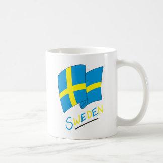 スウェーデン コーヒーマグカップ