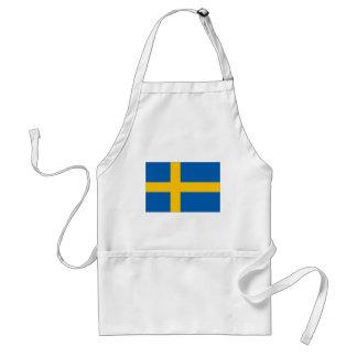 スウェーデン スタンダードエプロン