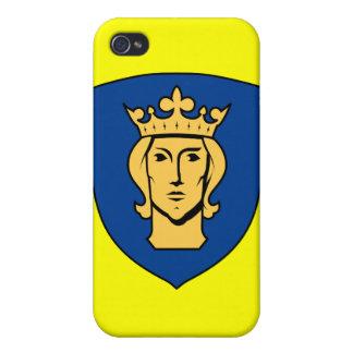 スウェーデン-ストックホルムの頂上のiPhone 4/4sの場合 iPhone 4/4Sケース