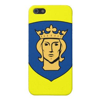 スウェーデン-ストックホルムの頂上のiPhone 4/4sの場合 iPhone SE/5/5sケース
