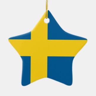 スウェーデン セラミックオーナメント