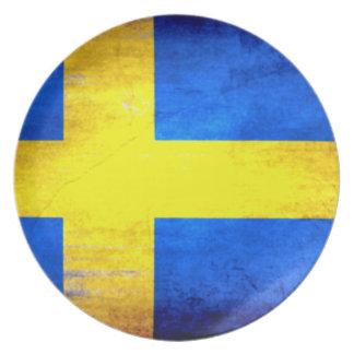 スウェーデン プレート