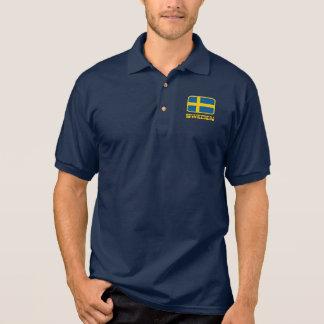 スウェーデン ポロシャツ