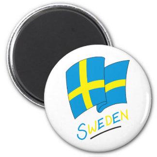 スウェーデン マグネット