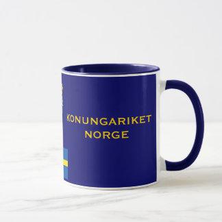 スウェーデン-モダンなマグ マグカップ