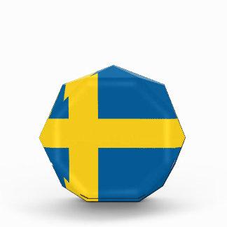スウェーデン 表彰盾