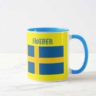 スウェーデン- Angermanlandのカスタムのマグ マグカップ