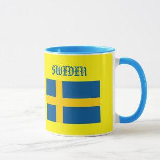 スウェーデン- Blekingeのカスタムのマグ マグカップ