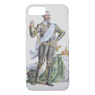 スウェーデンfrのGustavus IV Adolphusの(1778-1837年の)王 iPhone 8/7ケース