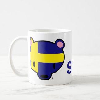スウェーデンkuma chan コーヒーマグカップ