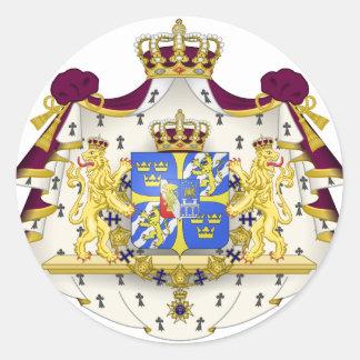 スウェーデンSE ラウンドシール