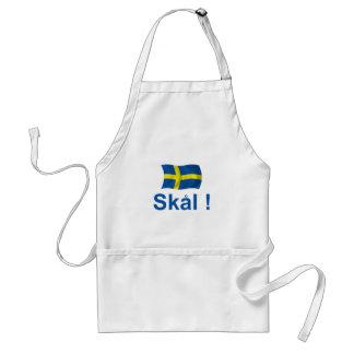 スウェーデンSkal! スタンダードエプロン