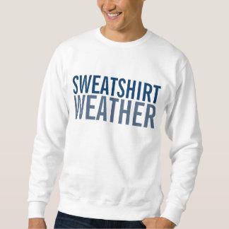 スエットシャツの天候 スウェットシャツ