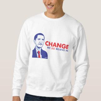 スエットシャツを変えて下さい スウェットシャツ