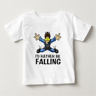 スカイダイビング ベビーTシャツ
