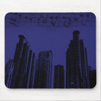 スカイラインの音楽 マウスパッド