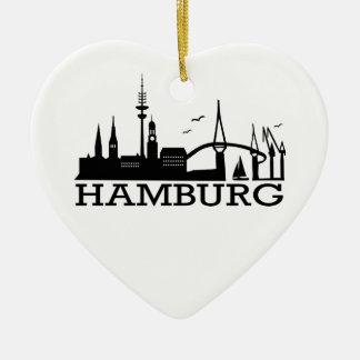 スカイラインハンブルク セラミックオーナメント