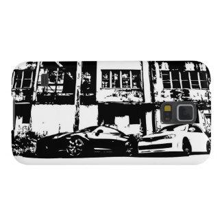 スカイライン及びWrx STI Galaxy S5 ケース