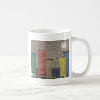 スカイライン コーヒーマグカップ