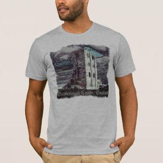 スカボロの城イギリス Tシャツ