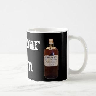 スカルおよび毒 コーヒーマグカップ
